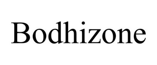 mark for BODHIZONE, trademark #85537085