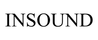 mark for INSOUND, trademark #85537105