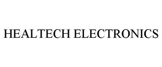 mark for HEALTECH ELECTRONICS, trademark #85537232