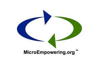 mark for MICROEMPOWERING.ORG, trademark #85537786