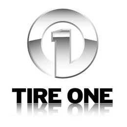 mark for 1 TIRE ONE, trademark #85537863