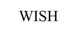 mark for WISH, trademark #85537941