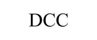 mark for DCC, trademark #85538022