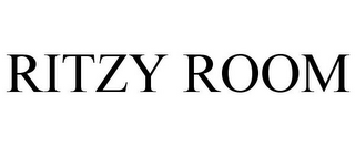 mark for RITZY ROOM, trademark #85538130