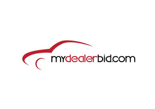 mark for MYDEALERBID.COM, trademark #85538532
