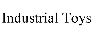 mark for INDUSTRIAL TOYS, trademark #85538608