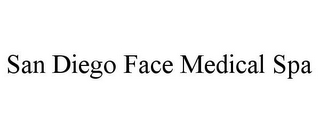 mark for SAN DIEGO FACE MEDICAL SPA, trademark #85538831