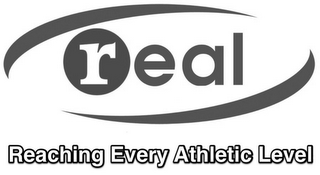 mark for REAL REACHING EVERY ATHLETIC LEVEL, trademark #85538922