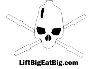 mark for LIFTBIGEATBIG.COM, trademark #85539068