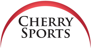 mark for CHERRY SPORTS, trademark #85539274