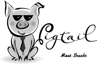 mark for PIGTAIL MEAT SNACKS, trademark #85539291
