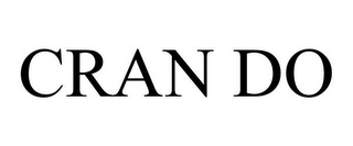 mark for CRAN DO, trademark #85539521