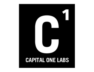 mark for C 1 CAPITAL ONE LABS, trademark #85539845