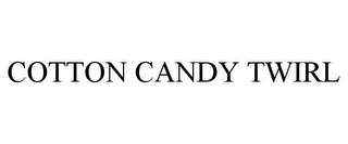 mark for COTTON CANDY TWIRL, trademark #85540127