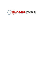 mark for MAXD MUSIC HEARING IS BELIEVING, trademark #85540149