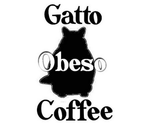 mark for GATTO OBESO COFFEE, trademark #85540364