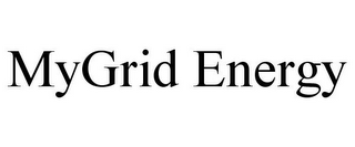 mark for MYGRID ENERGY, trademark #85540609