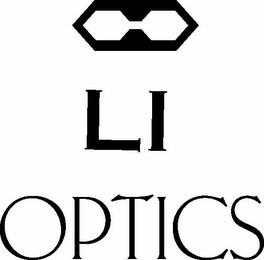 mark for LI OPTICS, trademark #85540755