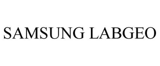 mark for SAMSUNG LABGEO, trademark #85540763