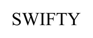 mark for SWIFTY, trademark #85540777