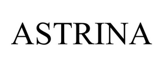 mark for ASTRINA, trademark #85541148