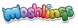 mark for MOSHLINGS, trademark #85541382