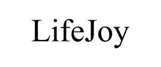 mark for LIFEJOY, trademark #85541459