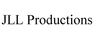 mark for JLL PRODUCTIONS, trademark #85541488