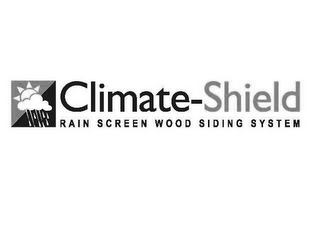 mark for CLIMATE-SHIELD RAIN SCREEN WOOD SIDING SYSTEM, trademark #85541585