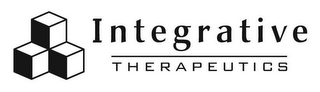 mark for INTEGRATIVE THERAPEUTICS, trademark #85541813