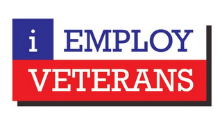 mark for I EMPLOY VETERANS, trademark #85541913