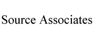 mark for SOURCE ASSOCIATES, trademark #85542006