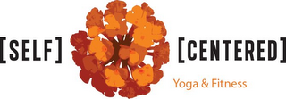 mark for [SELF] [CENTERED] YOGA & FITNESS, trademark #85542250