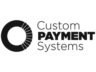 mark for CUSTOM PAYMENT SYSTEMS, trademark #85542313