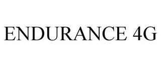 mark for ENDURANCE 4G, trademark #85542368