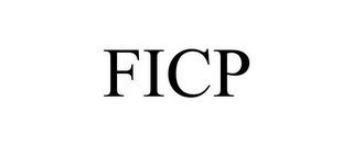 mark for FICP, trademark #85542591