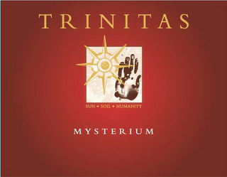 mark for TRINITAS SUN + SOIL + HUMANITY MYSTERIUM, trademark #85542653