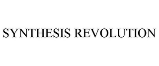 mark for SYNTHESIS REVOLUTION, trademark #85542763