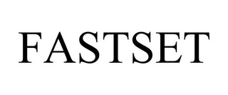 mark for FASTSET, trademark #85543000