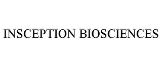 mark for INSCEPTION BIOSCIENCES, trademark #85543359