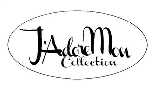 mark for J'ADOREMON COLLECTION, trademark #85544537
