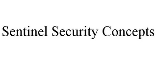 mark for SENTINEL SECURITY CONCEPTS, trademark #85544781