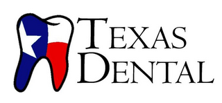 mark for TEXAS DENTAL, trademark #85545165