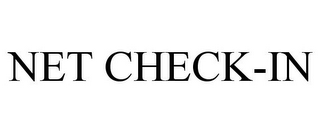 mark for NET CHECK-IN, trademark #85545197