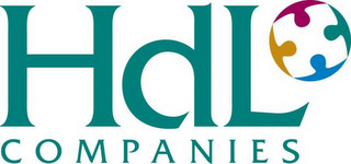 mark for HDL COMPANIES, trademark #85545240