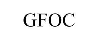 mark for GFOC, trademark #85545253