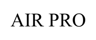 mark for AIR PRO, trademark #85545343