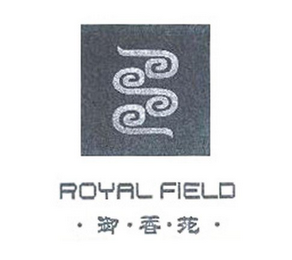 mark for ROYAL FIELD, trademark #85545478