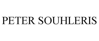 mark for PETER SOUHLERIS, trademark #85546093