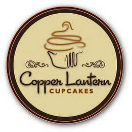 mark for COPPER LANTERN CUPCAKES, trademark #85546440